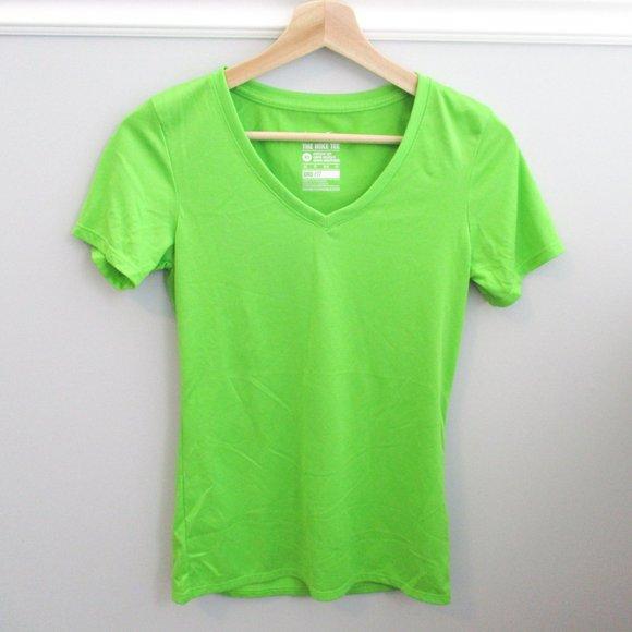 SOLD Nike Dri-Fit athletic cut v-neck t-shirt XS